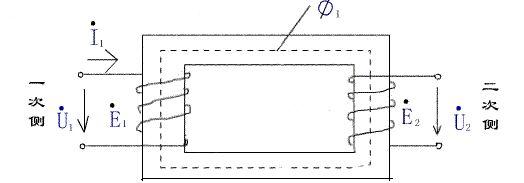 隔离变压器二侧电压相同
